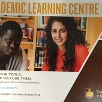 Academic Learning Support for Graduate Students