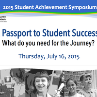 A Passport to Student Success:  What You Need for the Journey
