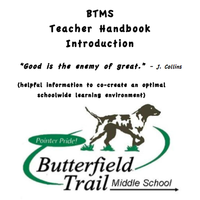 BTMS Teacher Handbook 2015-2016