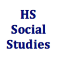 High School Social Studies Curriculum