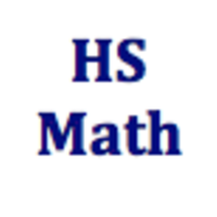 High School Math Curriculum