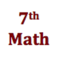 7th Grade Mathematics Curriculum