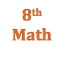 8th Grade Mathematics Curriculum