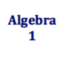 Foundations of Algebra