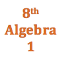 8th Grade Algebra 1 Curriculum