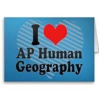 AP Human Geography (9-12)