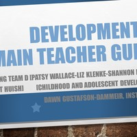 Developmental Domain Teacher Guide