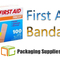American White Cross First Aid Bandages