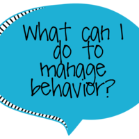 Behavior Resources for Teachers