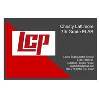 Christy Lattimore Bio