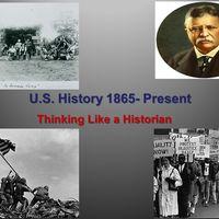 Social Studies 1865-Present
