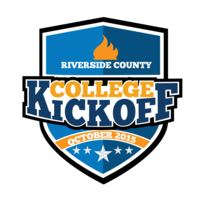 Riverside County College Kickoff