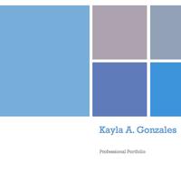 Kayla Gonzales Portfolio