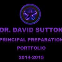 Principal Preparation Program 2014-2015 Portfolio