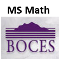 Grades 6-8 MS Math Colorado Sample Instructional Units