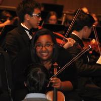 Tiani Butts-Concertmistress