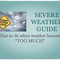 "Severe Weather - When Weather Becomes ""TOO MUCH"""