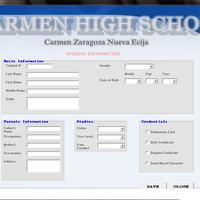 CARMEN NATIONAL HIGH SCHOOL COMPUTERIZED ENROLLMENT SYSTEM