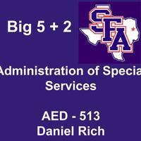 Big 5 + 2 Special Programs