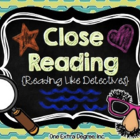 Coach's Notebook ~ Close Reading