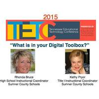 TETC 2015 Digital Toolbox