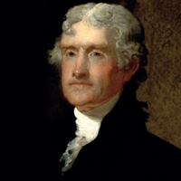 Thomas Jefferson - 3rd US President