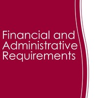 OLD Financial and Administrative Requirements