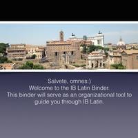 IB Latin