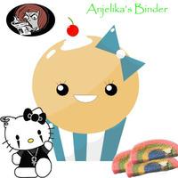 Anjelika's Binder