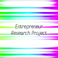 Entrepreneur Research