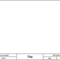 tcs Intro to Auto CAD