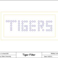 TCS 318 B Intro to AutoCAD