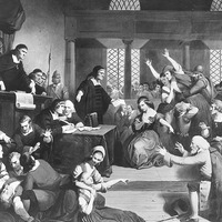 Salem Witch Trials--Independent Reading Project