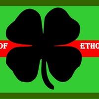 Island of Ethos Clover Constitution Binder