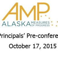 Principals' AMP Pre-Conference