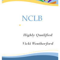 NCLB Highly Qualified 2015