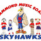 Skyhawk Music Binder