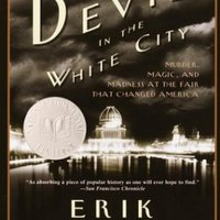 English I students have read the Devil in the White City by Erik Larson. Now they will conduct research into the time period.