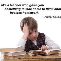 Homework Philosophy