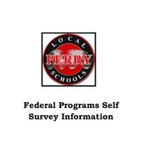 Federal Programs Self Survey