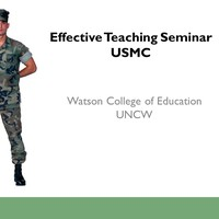 Effective Teaching Seminar