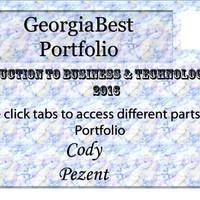 Pezent, Cody - GeorgiaBest