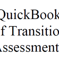 Quickbook Transition Assessments