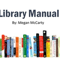 Library and Procedures Manual