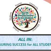 """All In"": Ensuring Success for ALL Students"