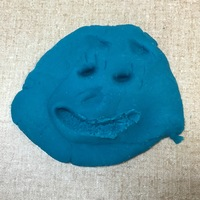 Play dough emotions
