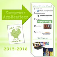 Computer Applications 2015-2016