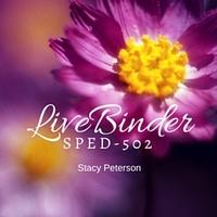 SPED 502 LiveBinder