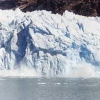 Melting glaciers and sea ice