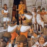 Imperio Incaico: econom��a